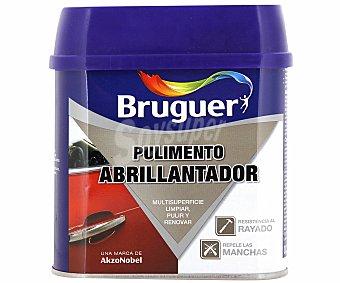 BRUGUER Tratamiento incoloro, renovador y abrillantador de metal 0,375 litros