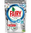 Lavavajillas azul 46 unidades Fairy Platinum