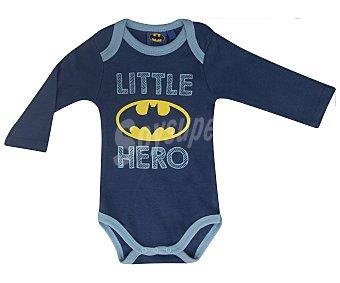 Batman Body para bebé talla 86