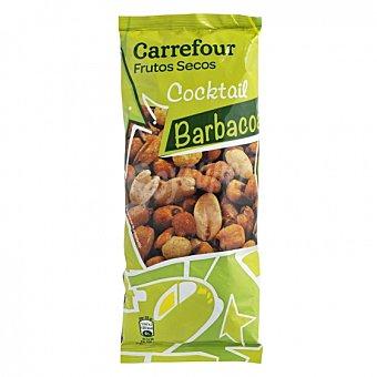 Carrefour Cocktail de frutos secos sabor barbacoa Carrefour 130 g