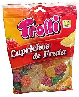 Trolli Gominolas frutas (caprichos de fruta) Paquete de 250 g