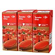 Tomate frito suave Pack 3x215 g Carrefour