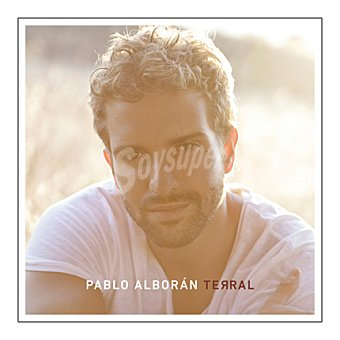 "Pablo Alborán Pablo Alborán: ""terral"" CD 1 ud"