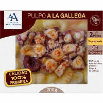 Angulas Aguinaga Pulpo a la gallega Bandeja 200 g