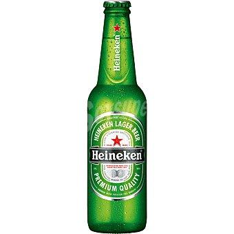Heineken Cerveza rubia holandesa Botellín 25 cl