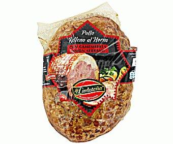 La Carloteña Pollo Relleno Camembert 1Kg