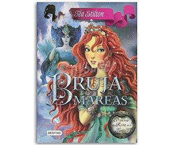 JUVENIL Princesas del Reino de la Fantasía 7: La bruja de las mareas, Tea Stilton, vv.aa. Género: infantil, juvenil. Editorial: Destino. Descuento ya incluido en pvp. PVP anterior: