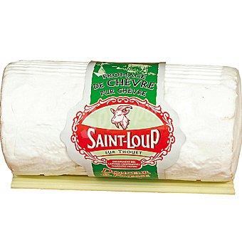 SAINT LOUP Queso de cabra peso aproximado rulo 1 kg