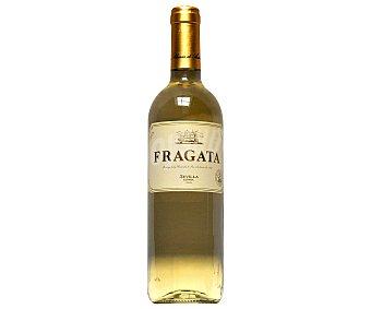 Fragata Vino blanco semi seco Botella de 75 Centilitros