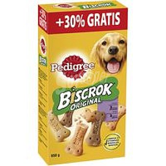 Pedigree Biscrok Biscrock Caja 500 g + 30%