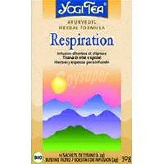 Yogi Tea Tea respiracion Caja 30 g