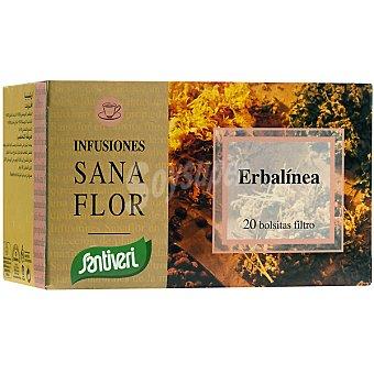 SANTIVERI SANAFLOR Infusión de plantas medicinales OB digestiva Envase 20 unidades