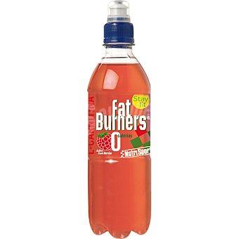 NUTRISPORT Fat Burners con L-Carnitina sabor frutos rojos estimula la combustión de las grasas  botella 500 ml