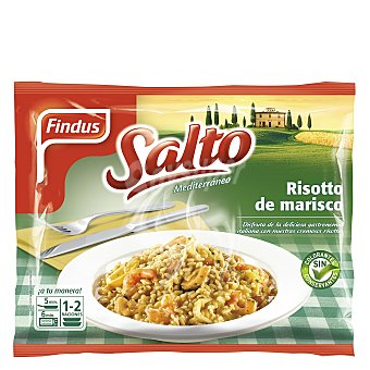Findus Risotto de marisco Salto 350 g