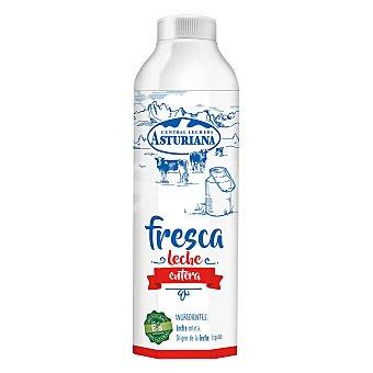 Central Lechera Asturiana Leche fresca entera Botella de 1 l