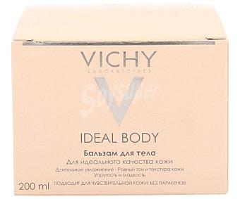 Vichy Bálsamo corporal pieles pieles secas con ácido hialurónico Tarro 200 ml