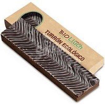 BIOLLUCH Turrón praliné negro Tableta 200 g