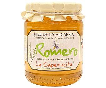 Miel de romero con denominacion de origen Alcarria LA caperucita 500 gr
