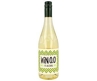 WIN 0.0 Vino blanco verdejo 0.0% alcohol 75 centilitros