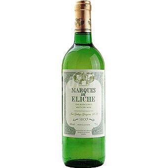 MARQUES DE HELICHE Vino blanco seco de Andalucía Botella 75 cl