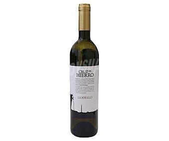 Cruz de Hierro Vino blanco con denominación de origen Bierzo botella de 75 cl