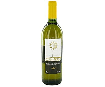 SOLAR DE UNZIL Vino Blanco 75cl