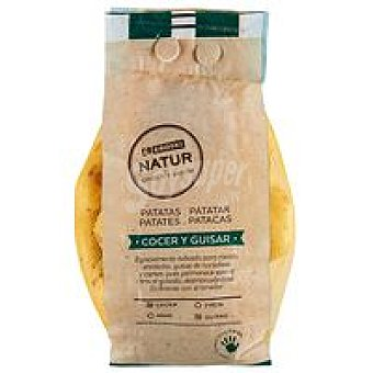 Eroski Natur Patata para guisar Eroski Malla 2 kg