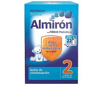 Almirón Nutricia Leche de continuación 2 anti-regurgitación, a partir de los 6 meses 800 g