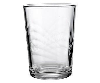 Altair Vasos de vidrio para agua, zumos, refrescos...28 centilitros de capacidad Pack de 6 unidades