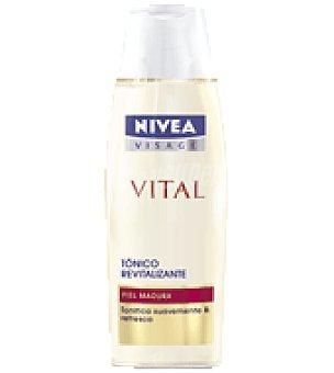 Nivea Tónico facial vitalizante para piel madura Bote de 200 ml