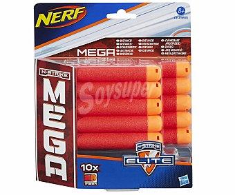 NERF Pack de Dardos Nerf Mega 1 Unidad