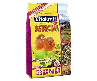 VITAKRAFT Alimento para agapornis y loros 750 gr