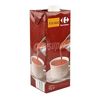 Carrefour Chocolate a la taza Bote de 1 L