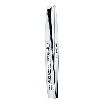 L'Oréal Máscara pestañas cil architecte 4d negro 1 ud