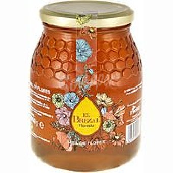 FLORESTA Miel de flores Frasco 1 kg