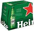Cerveza premium Pack 12x25 cl Heineken