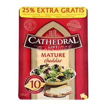 Cathedral Cathedral City lonchas 160 g