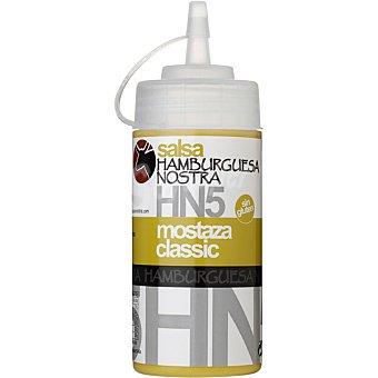 HAMBURGUESA NOSTRA Salsa HN-5 mostaza y nuez moscada Envase 250 g