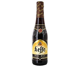 Leffe Cerveza belga negra Botellín 33 cl
