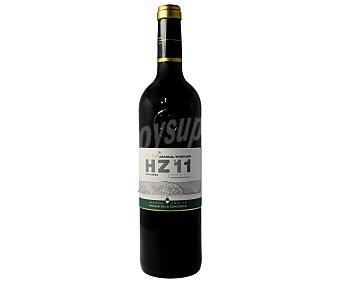 Hacienda abascal Vino tinto crianza con denominación de origen Ribera del Duero Botella de 75 cl