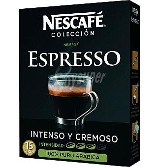 Nescafé Cafe Soluble Expreso 15 UNI