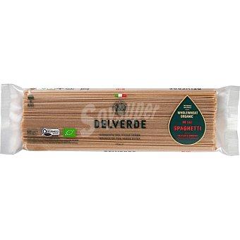 Delverde Spaguetti integral paquete 500 g