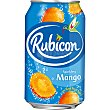 Refresco de mango con gas Lata 33 cl Rubicon