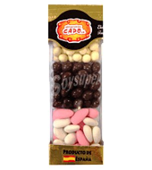 Capo Mezcla frutos secos con chocolate 240 g