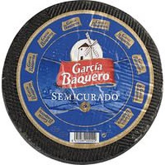 G.BAQUERO Queso mezcla semicurado 250 g