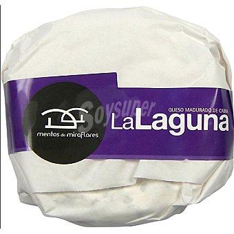 LA LAGUNA Queso madurado de cabra  300 g (peso aproximado pieza)