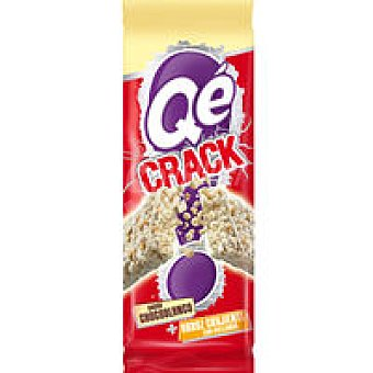 Qé! Crack chocolate blanco 1u 55 gr