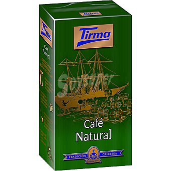 Tirma Café molido natural al vacío 250 g