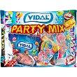 Gominolas surtidas envasadas en bolsitas Party Mix Bolsa de 450 g Vidal