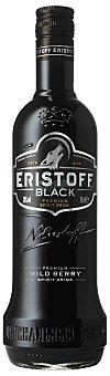 Eristoff Vodka negro Botella 70 cl